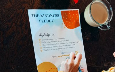 It's unbelievably easy to be kind (happy National Random Acts of Kindness Day!)