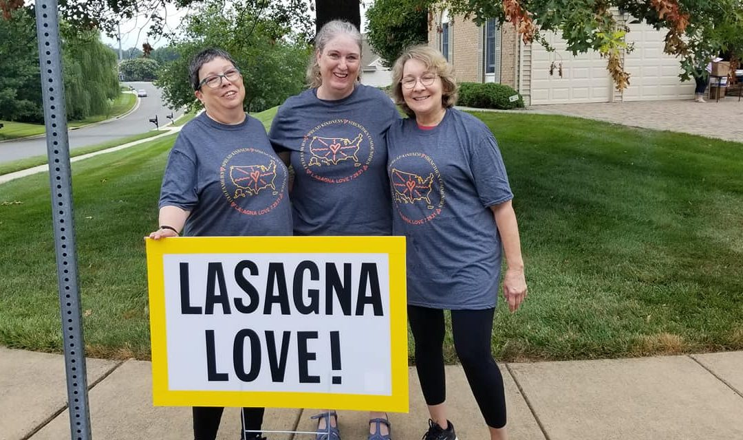 LASAGNA LOVE EXCEEDS NATIONAL LASAGNA DAY GOAL Delivers More Than 6,000 Meals in One Week To Families Across America
